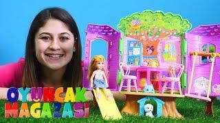 Oyuncak mağazası: Chelsea'nin ağaç evi. Barbie club..mp3