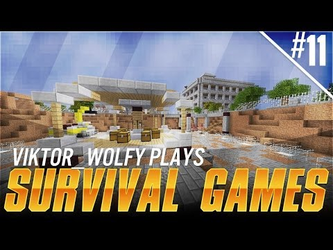 [W/D] - Survival Games #11 - Hackers and Bow Shots