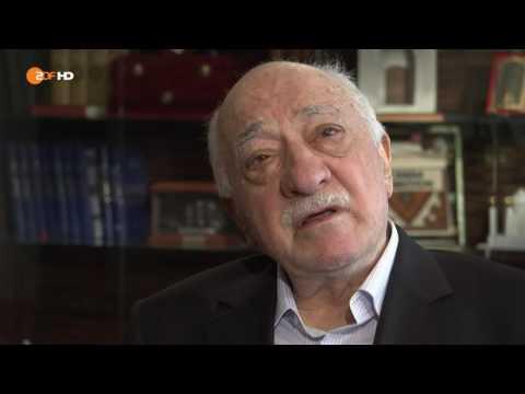 Interview mit Fethullah Gülen und Studiogespräch- heute-journal | ZDF