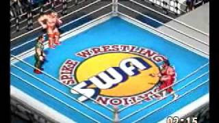 Fire Pro Wrestling Z Gameplay Video 2