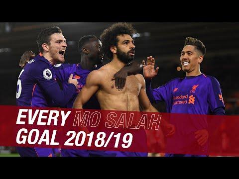 New Mohamed Salah mural spotted