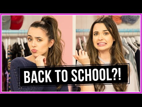 BACK TO SCHOOL OUTFIT CHALLENGE!? | Closet Wars w/ Merrell Twins