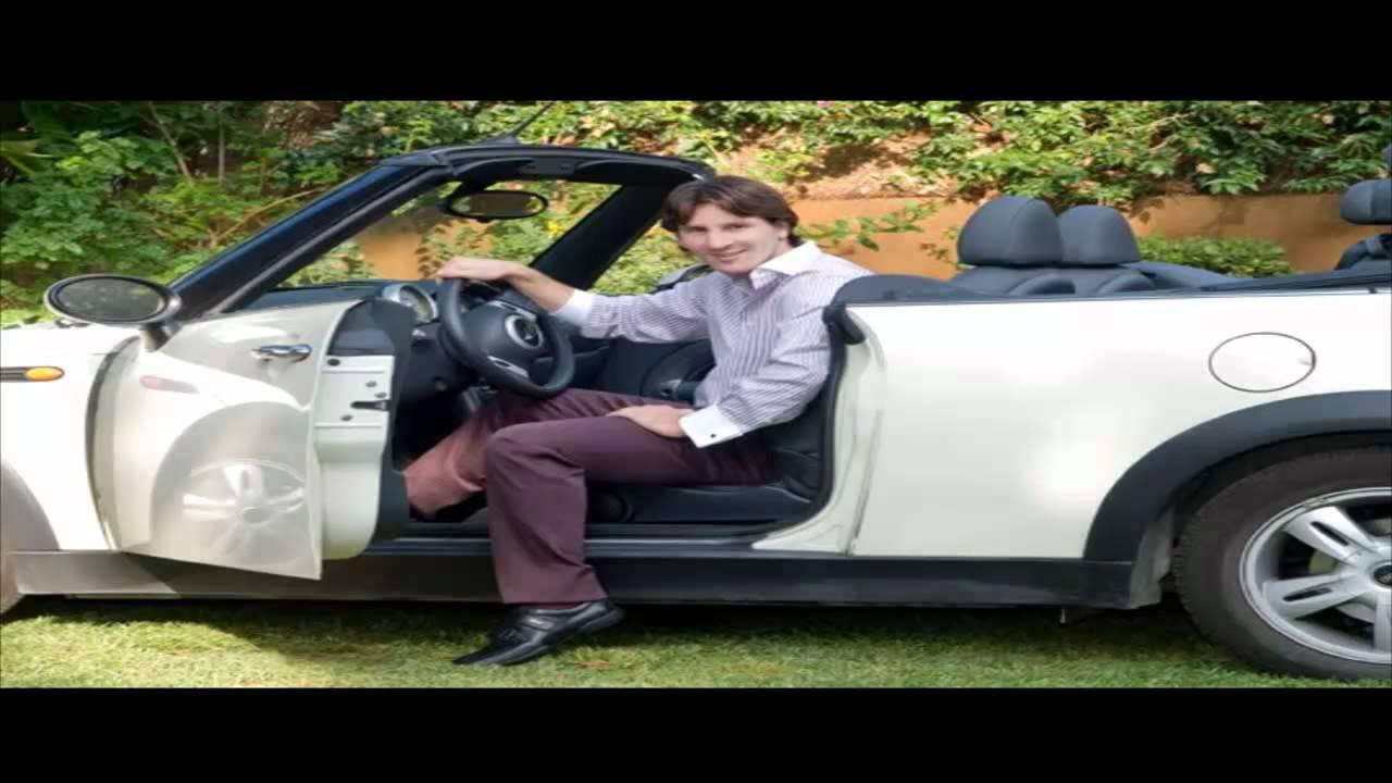 تصاویر خودرو های لیونل مسی + زندگینامه مسی