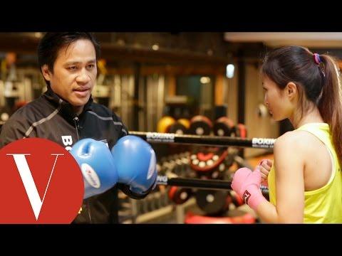 Boxing Plus總教練教你拳擊閃躲訓練 雕塑翹臀與大腿線條