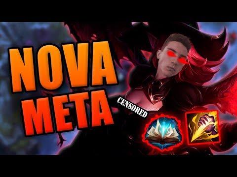NOVA META - Morgana Jungle - League of Legends