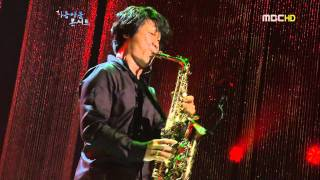 Hey Jude Saxophone & MBC Pops Orchestra -Psalm Shim 아름다운 콘서트-심삼종