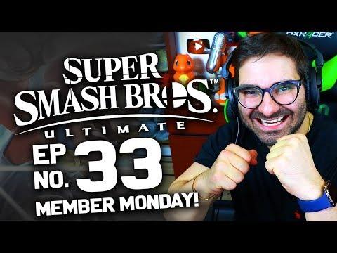[Week 20] Smash Bros Ultimate #33 thumbnail