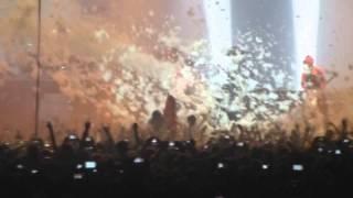 Rammstein - concert Lyon 24 avril 2013 - 19 - pussy