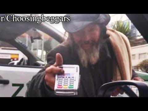 r/Choosingbeggars   Sorry, I don't have cash