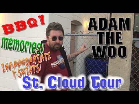 Adam The Woo St. Cloud Tour (with Ryan, Jason, & Paul)