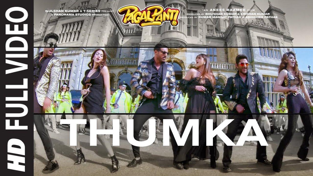 Full Video: Thumka | Pagalpanti | YO YO Honey Singh | Anil, John, Ileana, Arshad, Urvashi, Pulkit