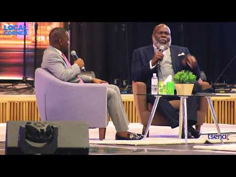 T.D. Jakes Show Live In Botswana