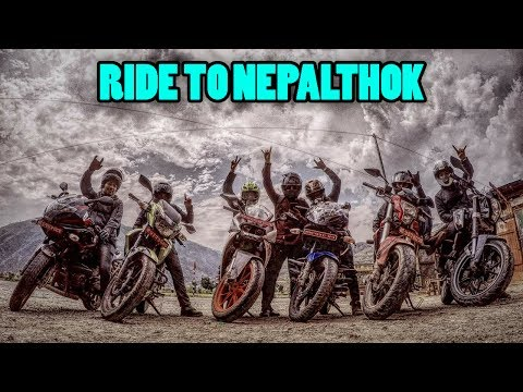 RIDE TO NEPALTHOK | Gopro Hero 5 Overheating Issue |  Motovlog | Vlog | Nepal