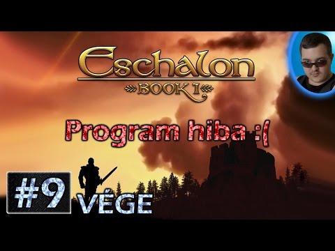 Eschalon Book I ► #9 - Vége (program hiba)
