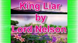 Lord Nelson - King Liar