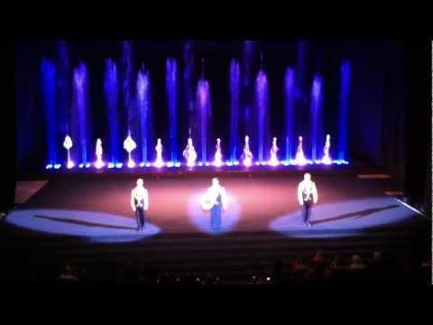 АКВАМАРИН - ЦИРК танцующих фонтанов !!!