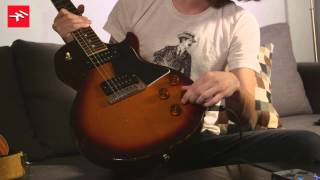 Matty Amendola Recording with iRig Acoustic and iRig Pro DUO