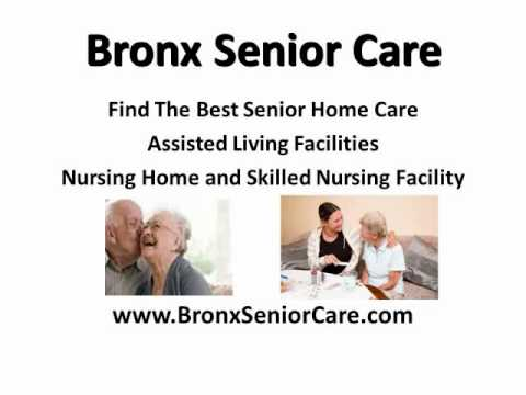 bronx senior elder care house home independent living apartments