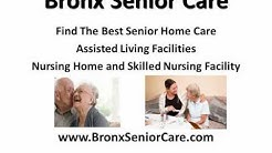 Bronx Senior Elder Care House home Independent Living Apartments Facilities NY NYC review video
