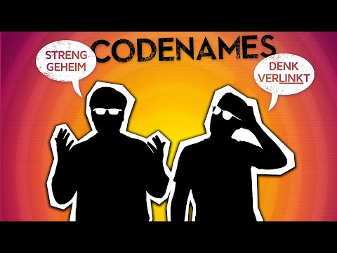 DER STRUGGLE IS REAL in Codenames!