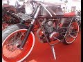 Custom Honda CB 100 Modifikasi Bratstyle Cafe Racer