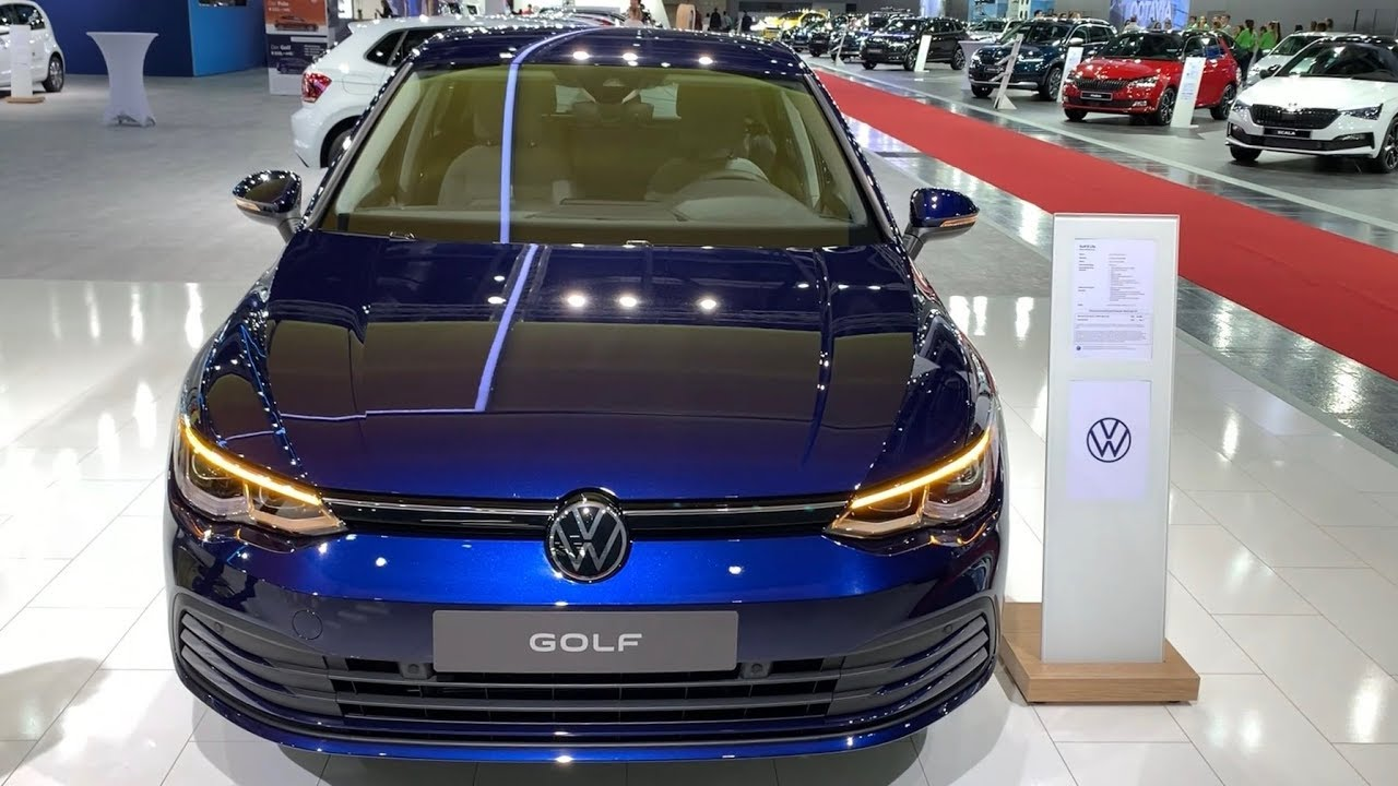 2020 Volkswagen Golf 8 Life Full Review 130 Hp Tsi Youtube