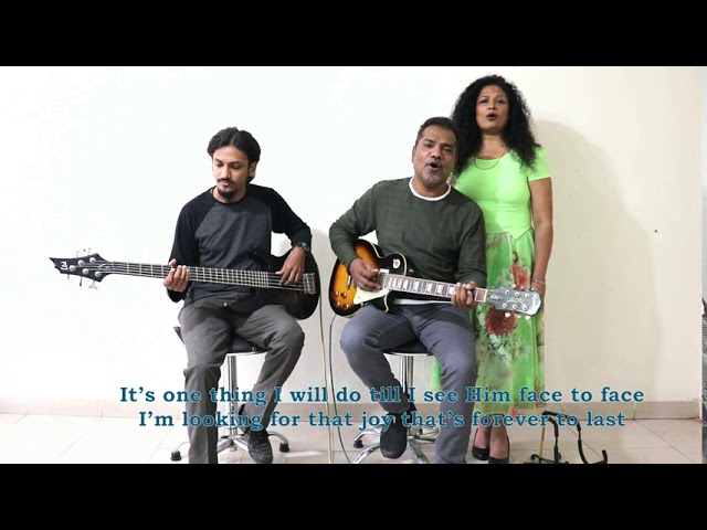 Sudhir Kamble- Face to face (official video)