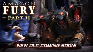 Preview: Amazon Fury Part II! New DLC Just Announced!