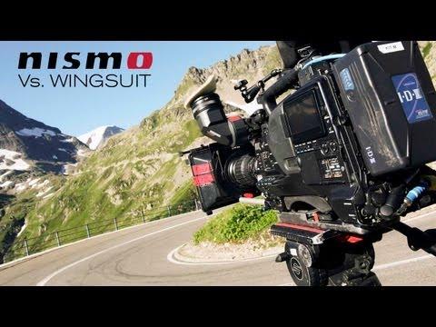 Nismo Vs Wingsuit - Behind The Scenes