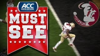ACC Must See Moment | Florida State