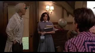 Мужчина должен быть ... отрывок из фильма (Назад в будущее/Back to the Future)1985