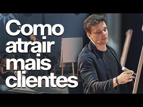 COMO ATRAIR MAIS CLIENTES | POWERCLASS | EVENTO ARQUITETOS DE SUCESSO | ERICO ROCHA