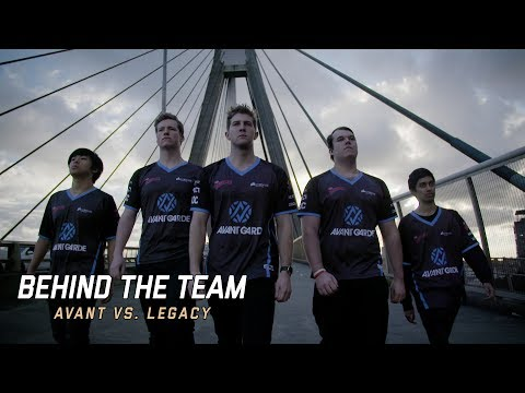 Thumbnail: Behind the Team - Avant vs. Legacy