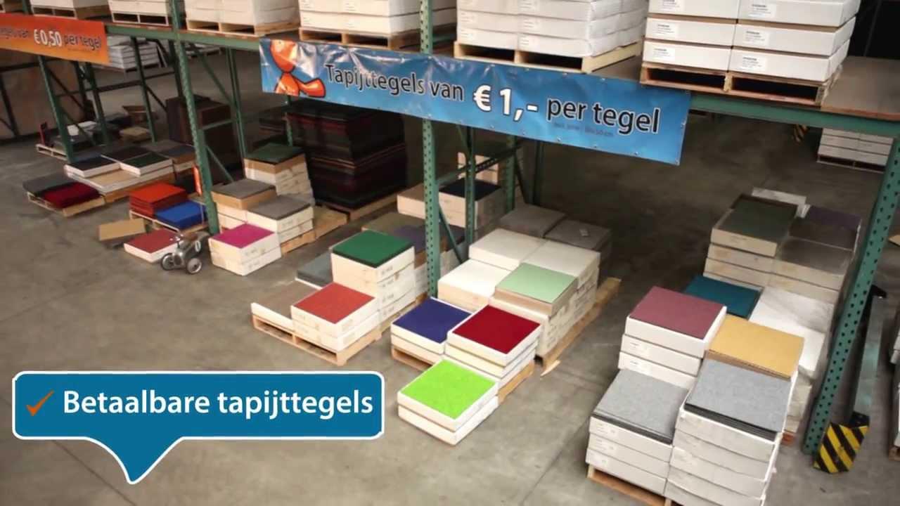 B Keus Tegels : Restpartijen & b keus tapijttegels van magic carpets in nijkerk