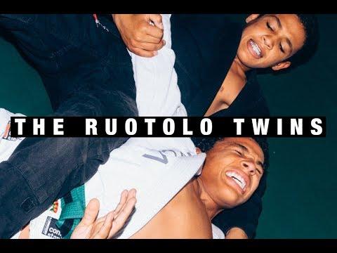 THE RUOTOLO TWINS