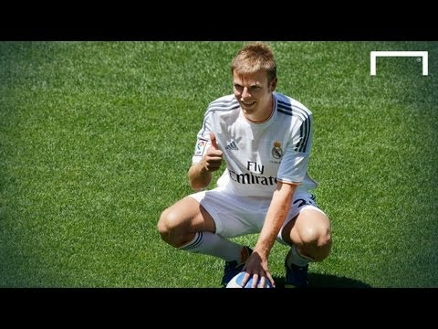 Asier Illarramendi on his move to Real Madrid