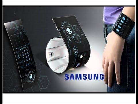 Samsung Galaxy X | Foldable display