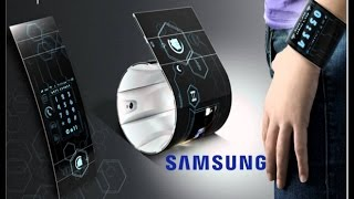 Samsung Galaxy X | Foldable display