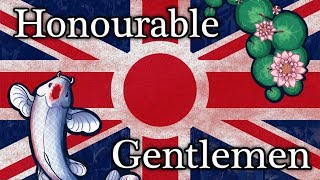 Honourable Gentlemen #1 | The New Game | TW Shogun 2 Fall of the Samurai NLP