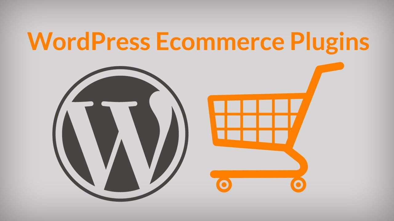 Best WordPress Ecommerce Plugins To build an Online store. - YouTube