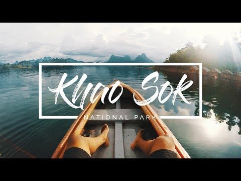 THE BEST OF THAILAND - KHAO SOK NATIONAL PARK