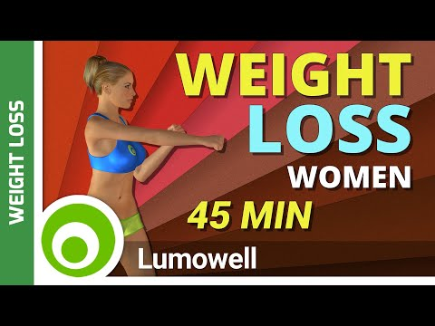 Home Weight Loss Workout For Women
