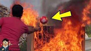 Bola Pemadam Api? 6 Alat Keselamatan yang Menolong Hidup Kamu