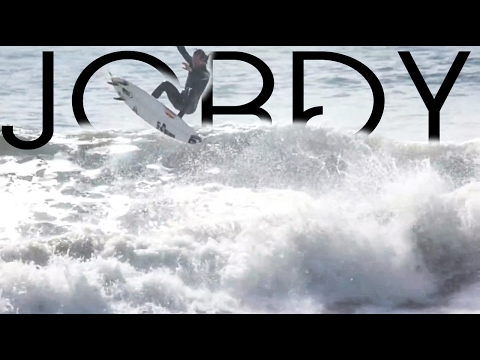 Jordy Smith gives Orange County a Taste