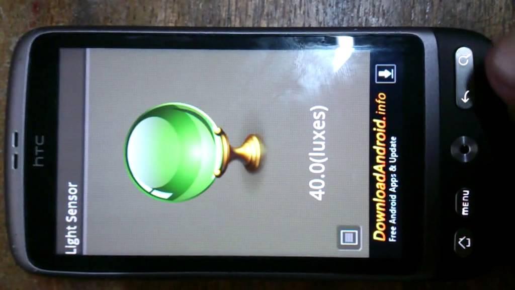 HTC Desire - Proximity Sensor, Light Sensor Not working - YouTube