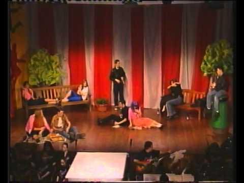 Grease - The Brooksbank School 23-26 November 1999