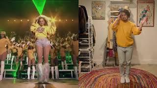 Beyoncé Coachella everybody Mad Dance Break Cover