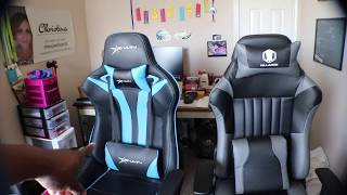 KillaBEE Gaming Chair | Unboxing & Setup!