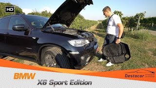 BMW X6 E71 Sport Edition.  Автомобили из Германии(Моя партнерская программа для развития YouTube. Хочешь развивать свой канал? Тебе сюда http://join.air.io/destacar На..., 2016-10-05T05:16:50.000Z)