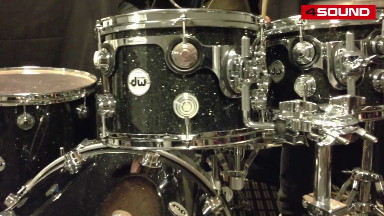 4sound Gear Guide Dw Collector S Maple 22 10 12 16
